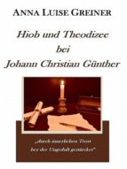 HIOB UND THEODIZEE BEI JOHANN CHRISTIAN GÜNTHER