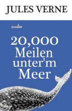 20,000 Meilen unter'm Meer (ebook)