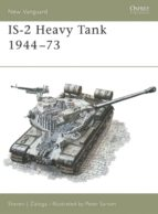 IS-2 Heavy Tank 1944-73 (ebook)