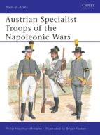 Austrian Specialist Troops of the Napoleonic Wars (ebook)
