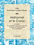 Mahomet et le Coran (ebook)