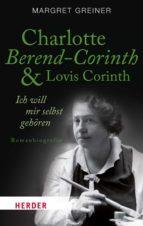 Charlotte Berend-Corinth und Lovis Corinth (ebook)