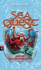 Sea Quest - Arachne, das Spinnenmonster (ebook)