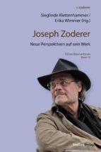 Joseph Zoderer (ebook)