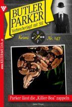 Butler Parker 147 – Kriminalroman (ebook)