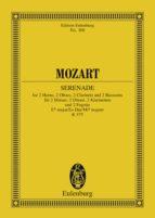 Serenade a 8 Eb major (ebook)