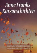 Anne Franks Kurzgeschichten (ebook)