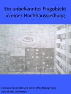 Ein unbekanntes Flugobjekt in einer Hochhaussiedlung (ebook)