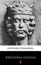 Królewska niedola (ebook)