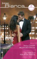 Mujer misteriosa - Perlas de pasión (ebook)