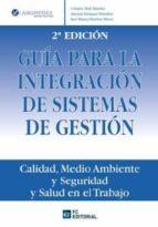 GUIA PARA LA INTEGRACION DE SISTEMAS DE GESTIÓN (ebook)
