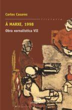 Á marxe, 1998. Obra xornalística VII (ebook)