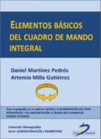 Elementos básicos del Cuadro de Mando Integral