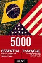 5000 Essential Bilingual Vocabulary English-Portuguese Portuguese-English (ebook)