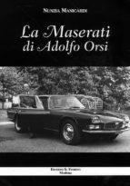 La Maserati di Adolfo Orsi (ebook)