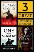 3 Great Historical Mysteries (ebook)