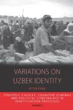 Variations on Uzbek Identity (ebook)