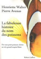 La fabuleuse histoire du nom des poissons (ebook)