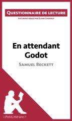 En attendant Godot de Samuel Beckett (ebook)