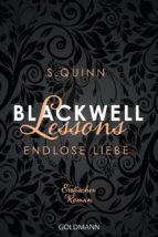 Blackwell Lessons - Endlose Liebe (ebook)