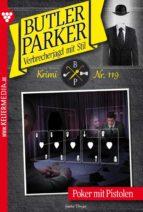 Butler Parker 119 - Kriminalroman (ebook)