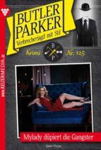Butler Parker 125 - Kriminalroman (ebook)