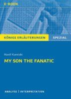 My Son the Fanatic von Hanif Kureishi. (ebook)