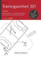 Beachhandball – Ausspielen der Abwehr durch eine einfache Auslösehandlung (TE 301) (ebook)