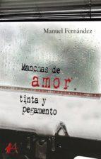 Manchas de amor, tinta y pegamento (ebook)