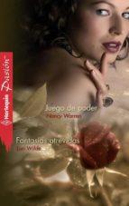 Juego de poder - Fantasías atrevidas (ebook)