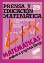 Prensa y educación matemática (ebook)