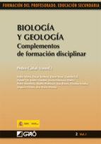 Biología y Geología. Complementos de formación disciplinar (ebook)