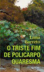 O triste fim de Policarpo Quaresma (ebook)