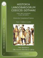 Codicis Gothani (ebook)