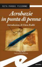 Acrobazie in punta di penna (ebook)