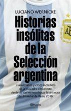 Historias insólitas de la selección argentina (ebook)