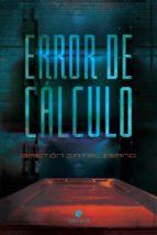 Error de cálculo (ebook)