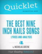 QUICKLET ON BEST NINE INCH NAILS SONGS: LYRICS AND ANALYSIS