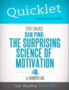 Quicklet on TED Talks: Dan Pink on the surprising science of motivation (CliffNotes-like Summary) (ebook)