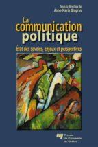 La communication politique (ebook)