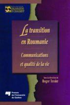 La transition en Roumanie (ebook)