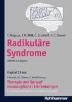 Radikuläre Syndrome (ebook)