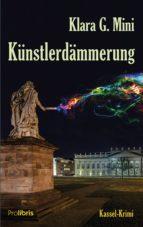 Künstlerdämmerung (ebook)