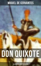 DON QUIXOTE (Illustrated & Annotated Edition) (ebook)