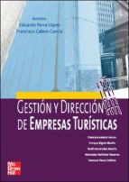 EBOOK-GESTION Y DIRECCION DE EMPRESAS TURISTICAS (ebook)