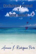 """""""CRECIMIENTO PERSONAL Y SALUD NATURAL"""" (ebook)"""