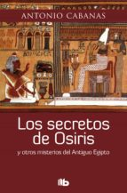 Los secretos de Osiris (ebook)