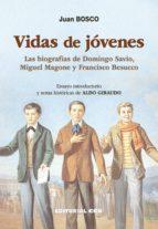 Vidas de jóvenes (ebook)