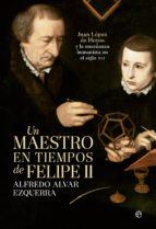 Un maestro en tiempos de Felipe II (ebook)