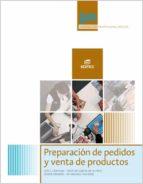 Preparación de pedidos y venta de productos (ebook)